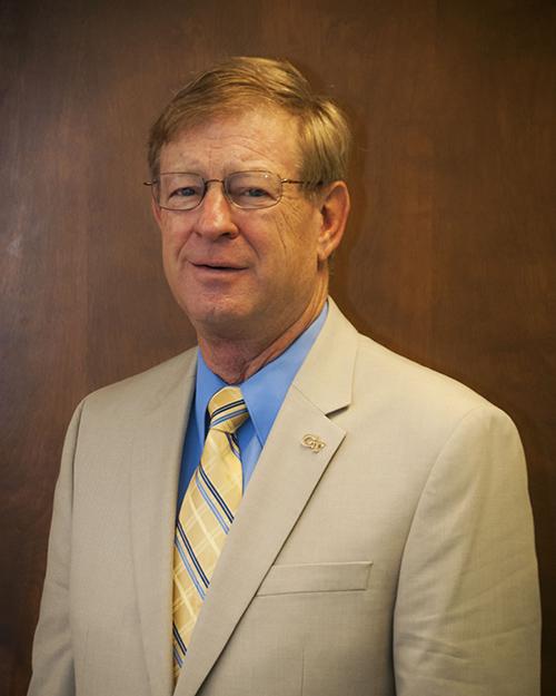 Charles G. Rhode Portrait